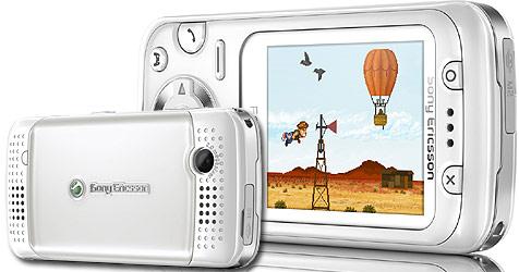 Handy von Sony Ericsson bringt Schwung ins Spiel (Bild: Sony Ericsson)