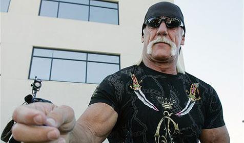 Hulk Hogan bekommt Morddrohungen