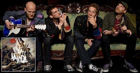"""Coldplay: """"Viva la Vida"""""""