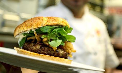 Fast-Food-Kette verkauft teuersten Burger