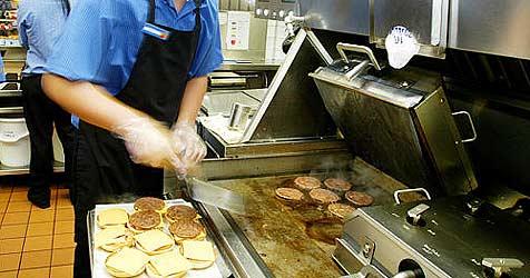 """US-Airforce gewährt Soldaten """"Burger-Urlaub"""""""