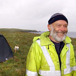 Kleine Shetland-Insel erklärte sich unabhängig (Bild: AFP)