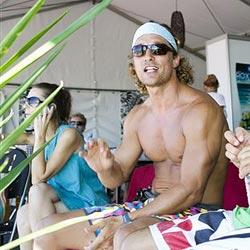 Anklage gegen McConaugheys Surfer-Kumpel
