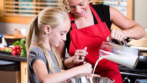 Bist du ein Kochprofi? (Bild: © [2008] JupiterImages Corporation)