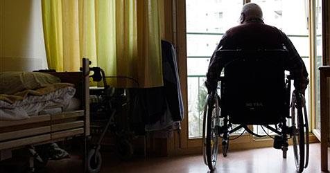 Pflegesystem wird selbst zum Pflegefall