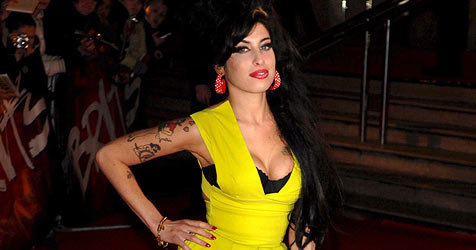 Amy Winehouse auf dem Weg der Besserung