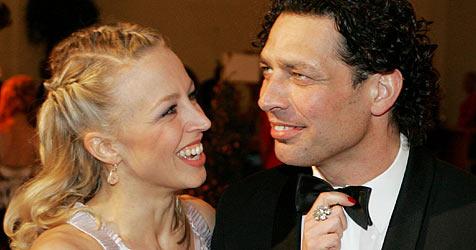 Nina Proll und Gregor Bloeb sind Eltern geworden (Bild: apa/Helmut Fohringer)