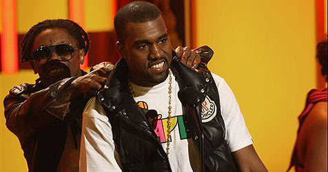 Kanye West prägt die BET-Awards