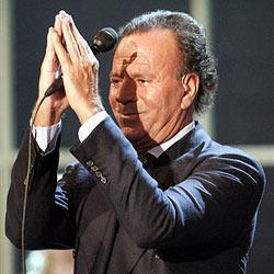 Julio Iglesias musste Konzert abbrechen