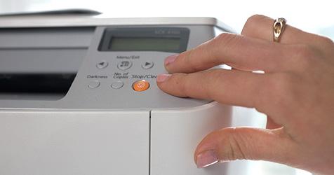 Unternehmen will Bio-Toner nach Europa bringen (Bild: © [2008] JupiterImages Corporation)