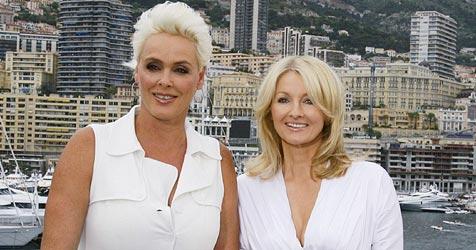 Brigitte Nielsen legt sich für RTL unters Messer (Bild: RTL/Lukas Gorys)