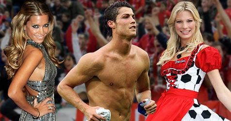 Das sind die Schönsten der EURO 2008