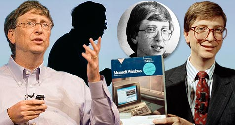 Hasta la Vista, Bill Gates!