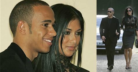 Nicole Scherzinger: Lovesong für Lewis Hamilton
