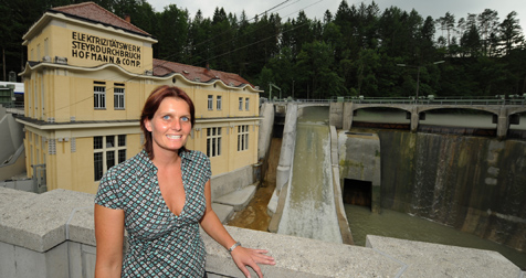 Wasserkraft seit 100 Jahren (Bild: Markovsky)
