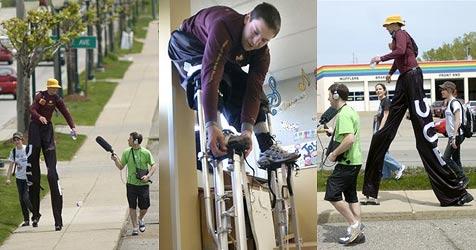 24-Jähriger ging für Spenden quer durch Michigan