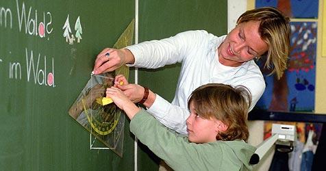 Riesiges Interesse an Schulversuchen (Bild: Martin Jöchl)