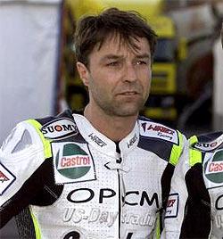 Motorsportler Parzer fasst 10 Monate aus (Bild: APA/PR)