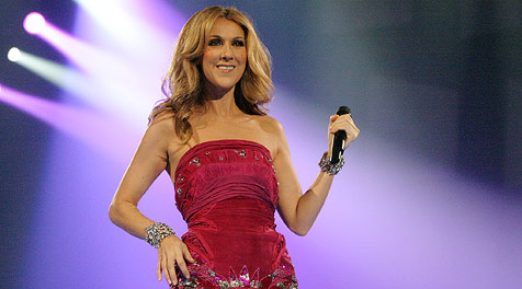 Goldkehle Céline Dion begeistert in der Stadthalle (Bild: Martin A. Jöchl)