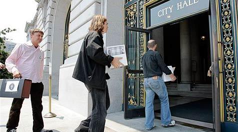 Kalifornier wollen Kläranlage nach Bush benennen