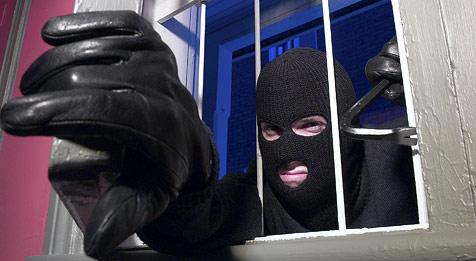 Bande macht auch vor Tresoren nicht halt (Bild: © [2008] JupiterImages Corporation)