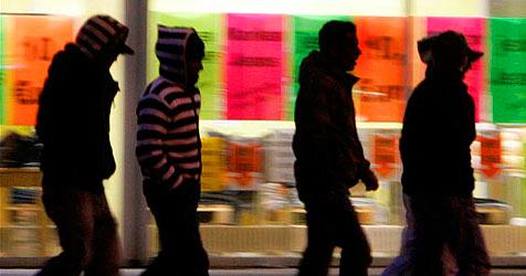 Jugendbande soll gleich 26 Straftaten begangen haben