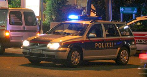 Polizei in Linz verhindert Selbstmord (Bild: Arnold Klement)