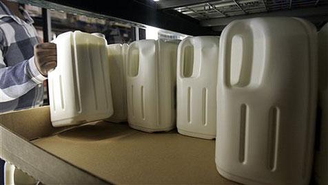 """""""Protest-Milch"""" sorgt für Geruchsprobleme"""