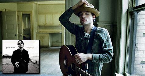"""Jakob Dylan im """"Krone""""-Interview"""