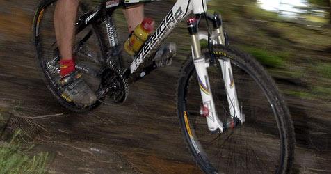 Oberösterreicher stürzt in Rauris mit Mountainbike - tot (Bild: EPA)
