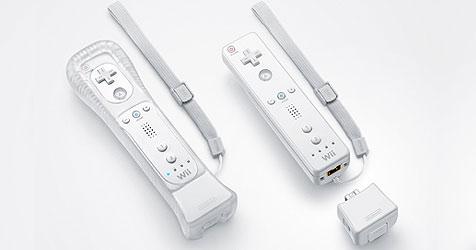 """Verbesserte Steuerung der Wii durch """"MotionPlus"""""""