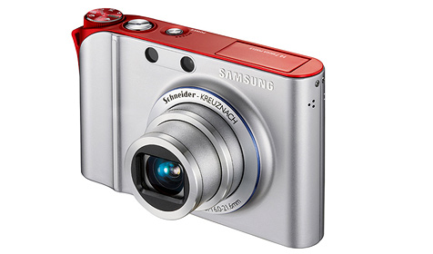 "Digicam mit 14 MP und ""Beauty Shot""-Modus"