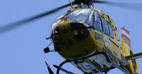 21-Jähriger stirbt bei Ski-Unfall in Oberösterreich (Bild: Team Christophorus 11)