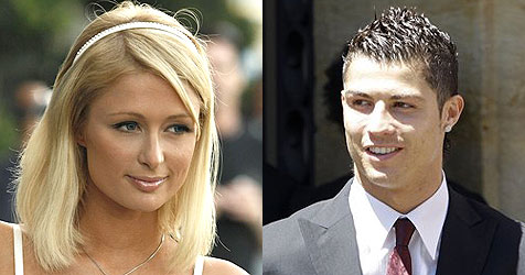 Cristiano Ronaldo lässt Paris Hilton abblitzen