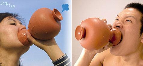 Schrei-Vase lässt Brüllen verstummen (Bild: kilian-nakamura.com)