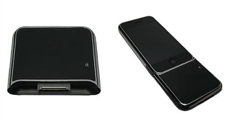 """Akku-Pack macht aus iPhone 3G eine """"iLatte"""""""