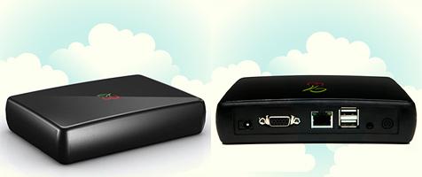 Mini-Desktop-PC verbraucht lächerliche zwei Watt