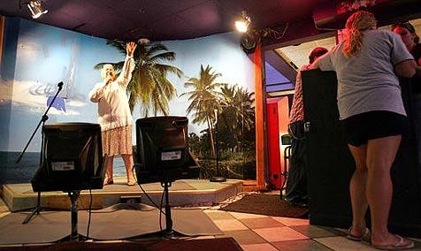600-Stunden-Karaoke abgebrochen