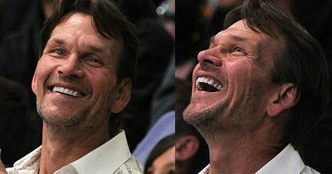 """Patrick Swayze: """"Ich bin ein verdammtes Wunder"""""""