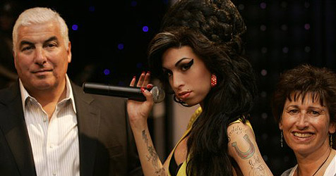 Amy Winehouse bei Madame Tussauds