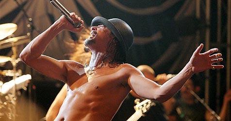 Kid Rock kommt mit Bewährungsstrafe davon (Bild: ap)