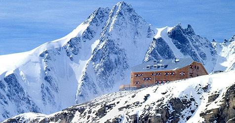 Niederösterreicher nach Bergtour am Glockner fast blind (Bild: APA/Gindlfoto)
