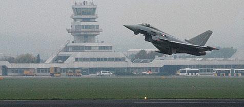 Teurofighter verpulvert 550 ¿ auf 100 Kilometer (Bild: Bundesheer)