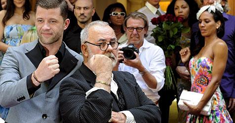 Berliner Starfriseur Udo Walz hat geheiratet