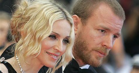 Madonna und Guy haben geheimen Liebescode