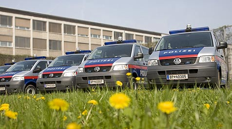 Drogensüchtiger kommt freiwillig zur Polizei (Bild: Polizei)