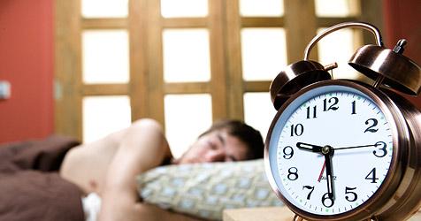 Deutscher verschlief eigene Silvesterparty (Bild: © [2008] JupiterImages Corporation)