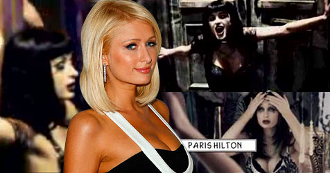 "Paris Hilton in ""Repo! The Genetic Opera"""