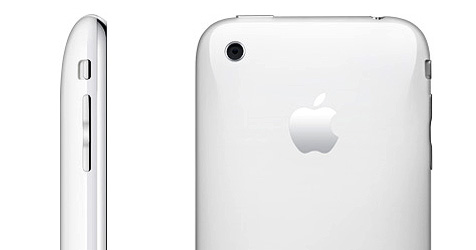 Beschwerden �ber Risse bei wei�en iPhone 3Gs (Bild: Apple)