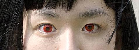 Britinnen sehen in Peking rot
